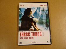 DVD / THREE TIMES ( HOU HSIAO HSIEN, SHU QI, CHANG CHEN )