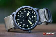Lum-Tec Watch - Combat B - B46 w/ Two Military-Style Straps