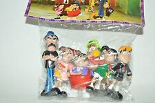 TOY MEXICAN FIGURE BOOTLEG SET CHAVO DEL OCHO ACTION FIGURE 4 INCHES-