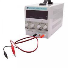 QW-MS305D 30V 5A Adjustable DC Stabilizer Power Supply US Standard
