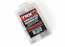 Traxxas 8298 Stainless Steel Hardware Kit : TRX-4 / Ford Bronco / Tactical