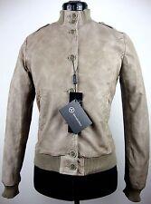 MERCEDES BENZ Collection Damen Lederjacke Jacke Leather Jacket Gr.36 NEU ETIKETT