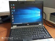 notebook HP ELITEBOOK 6930P 14,1 POLLICI  4GB RAM  320 HDD