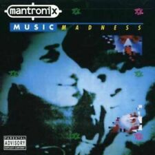 Mantronix - 'Music Madness' (CD)