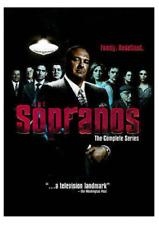 The Sopranos - The Complete Series (DVD, 2014, 30-Disc Set, Box Set)
