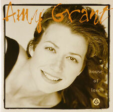 CD - Amy Grant - House Of Love - #A1557