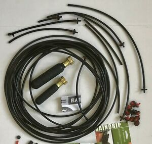 RAINDRIP Watering System for Containers and Hanging Plants Open Box Unused New