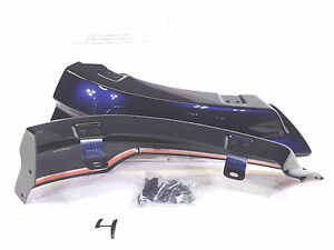 OEM FRONT BUMPER SPOILER MITSUBISHI OUTLANDER SPORT 11 12 AIR DAM KIT D14 blue