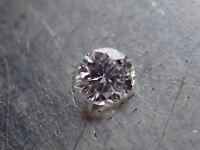 Diamant Naturel Rond 2.60mm - VVS/E - SUPERBE et CALIBRE !!!