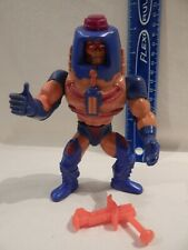 He-Man MOTU Masters / Universe MAN-E-FACES Loose Complete Firm Legs Stands