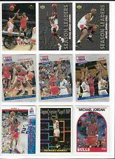 Michael Jordan Basketball Card Topps Fleer Upper Deck Agent 23 You Pick Complete