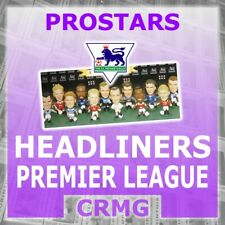 CRMG Corinthian ProStars PREMIER LEAGUE HEADLINERS TEAMS A-L (choose from list)