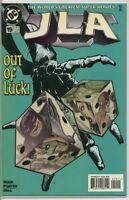 JLA 1997 series # 19 very fine comic book