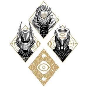 PS4 Trials of Osiris Flawless / Adept Gear / Token Farming