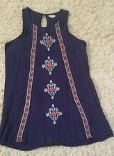 XL Short Dress EUC summer boho heavier material