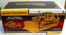 1st Gear 1/25 Allis Chalmers HD 41 Bulldozer Crawler w/Blade & Ripper 40-0163