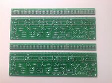 PCB ONLY for 120 LED stereo VU METER SGVU-L