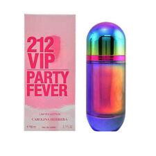 212 VIP Party Fever By Carolina Herrera 80ml Edts Womens Perfume