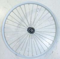 """20/"""" FRONT ALUMINUM BMX BICYCLE RIM BIKE PARTS B320"""