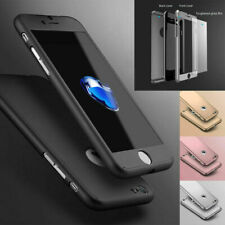 Case for iPhone 11 8 7 6 XR XS SE 2 Shockproof 360° Full Body Cover Protective