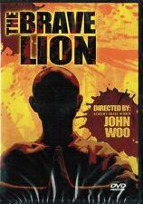 Brave Lion [Slim Case] (DVD, 2007) New