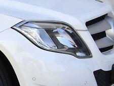 Mercedes X204 Glk 200 220 250 280 320 Chrome Projecteur entoure modèles à partir de 2012