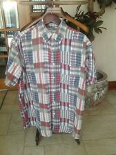 ORVIS LINEN SHORT SLEEVED SHIRT - PERFECT CONDITION WORN ONLY ONCE!