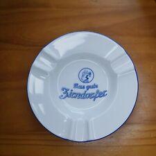 Zirndorfer Ashtray - Das Gute Zirndorfer - 3 Holds - Thomas Germany Porcelain