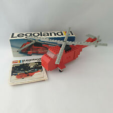 Lego Legoland - 691 Fire Rescue Helicopter
