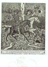 EX LIBRIS - K. KALINOVICH - PUSHKIN'S THE TALE OF IGOR'S CAMPAIGN