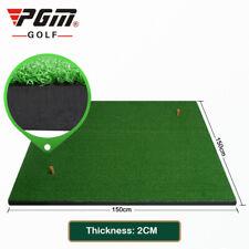 PGM Golf Driving Range Practice Hitting Mat 1.5M x 1.5M 2CM Base DJD002