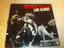 1971 Capital Records GRAND FUNK Live Double Album Set  !!