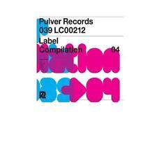 Pulver Records Label Compilation 04 Icasol Sam Irl Telesfor K'bonus Erik Sumo