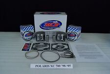 2008 POLARIS 700 PISTON KIT WITH FULL GASKET KIT  DRAGON IQ RMK SWITCHBACK