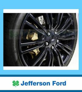 """Genuine Ford 19"""" X 8"""" Black Front Alloy Wheel Fgx Xr6 Xr8 Fg"""
