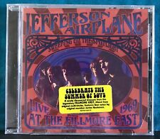 SEALED~JEFFERSON AIRPLANE SWEEPING UP THE SPOTLIGHT LIVE AT FILLMORE EAST '69 CD