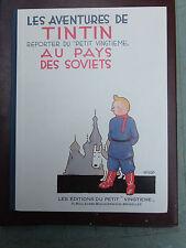 Tintin - Tintin au pays des Soviets - 1981 - Fac similé de l'E.O. de 1930 - NEUF
