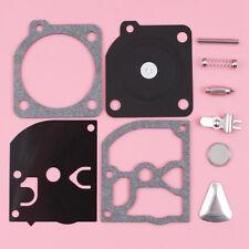 Carburetor Repair Kit For Husqvarna 45 49 51 55 Trimmer 240R 245R Zama RB-45 New
