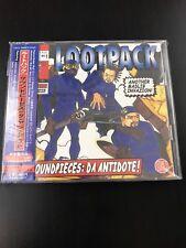LOOTPACK Soundpieces: Da Antidote CD JAPAN Import OBI *NEW*
