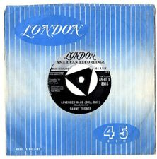 """SAMMY TURNER.LAVENDER BLUE / SWEET ANNIE LAURIE.UK ORIG 7"""" & CO/SL.VG+"""