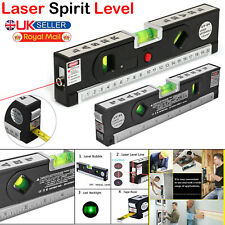 NEW Multipurpose Laser Spirit  Level Line Tool Measurement Lazer Leveling Wall