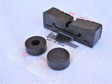 HONDA XR75 XL75 (1977-78 MODELS) FUEL GAS TANK RUBBERS CUSHIONS SET GENUINE OEM