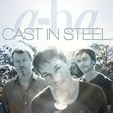 Cast In Steel - A-Ha CD Sealed ! New ! 2015 !