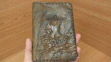 Original Vintage Leather Wallet.