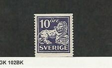 Sweden, Postage Stamp, #134 Mint LH, 1926, JFZ