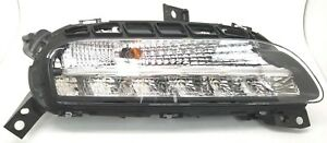Porsche Panamera Right Hand Front Additional Headlamp & Indicator 2011 to 2013