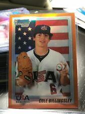 C32 Pick Card From List 2010 Bowman Draft Prospects Baseball