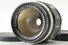 Rare! 【Excellent+5】 Olympus G Zuiko Auto-W 25mm f/2.8 Lens for Pen F From Japan