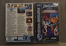 Sega Saturn Street Fighter The Movie OVP CIB