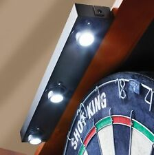 Light LED Dart Board Backboard And Cabinet Accessories Supplies Scoreboard Lamp